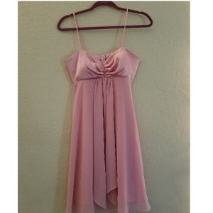 Light Pink Fomal Dress
